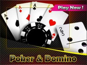 poker & domino qq